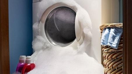 Течь стиральной машины
